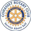 cohasset rotary club logo